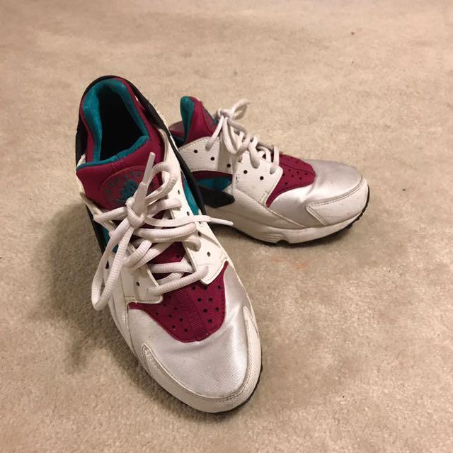 Nike Air Huarache OG Colour Way Deep Magenta