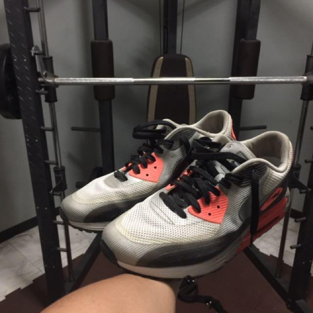 Nike Airmax 90 Infrared (lunar)
