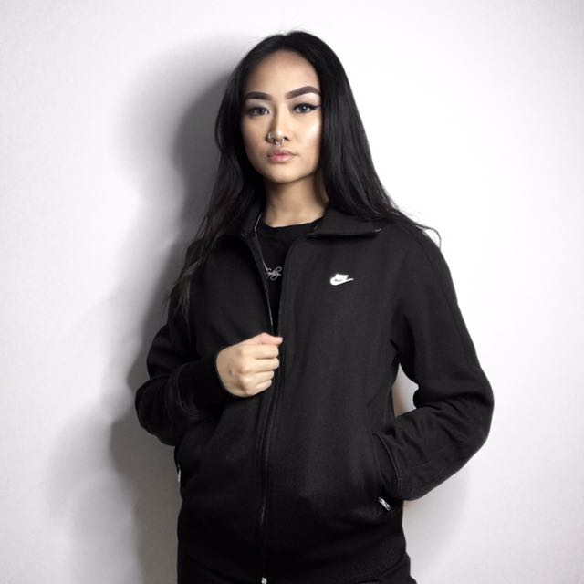 Nike Zip Up Sweater