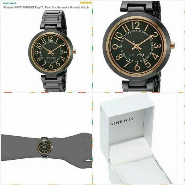 Nine West, Women s Fashion, Watches on Carousell 2d97d99104