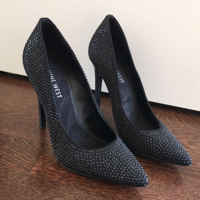 Nine West Sparkly Shoes