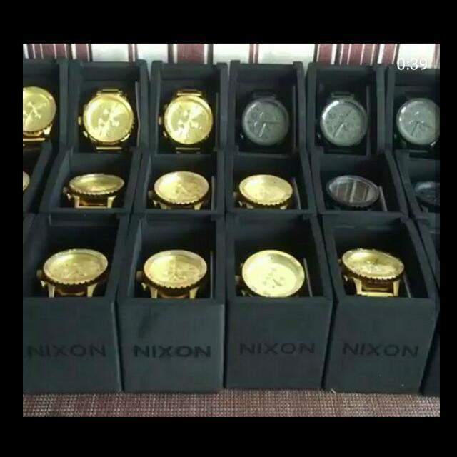 Nixon 手錶 51-30、48-20