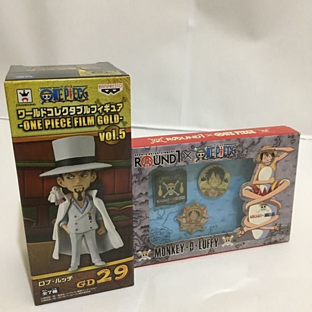 One Piece (anime) Collector's Items