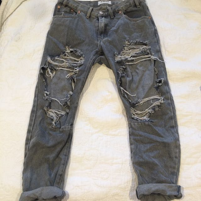 One Teaspoon Denim Jeans