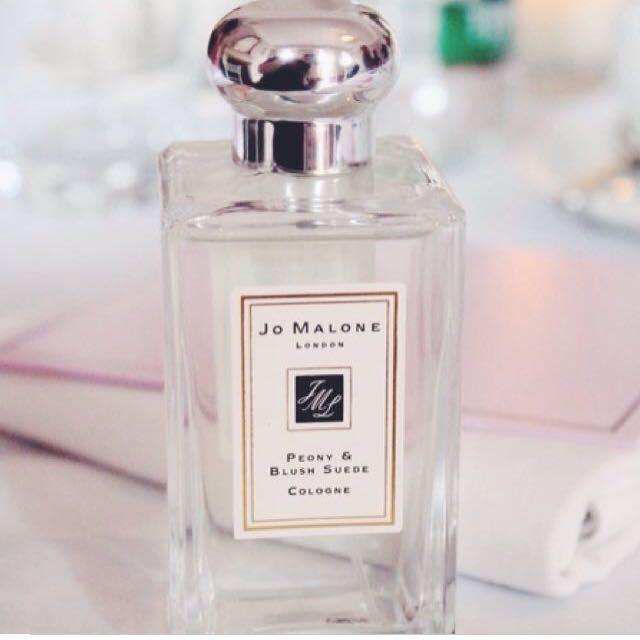 Original Jo malone peony and blush suede original