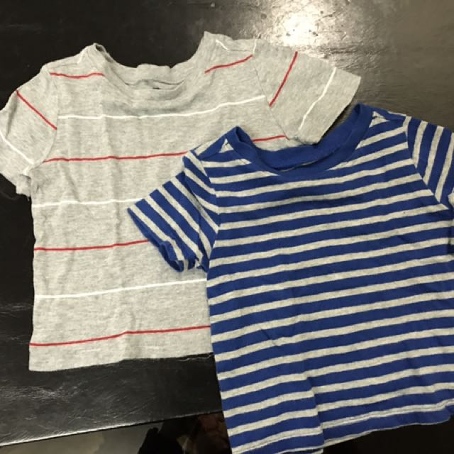Pair Of Old Navy Shirts For Toddler