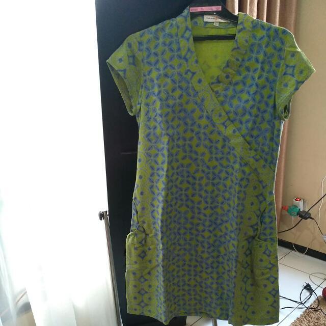 Parang Kencana Batik Dress