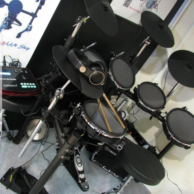 PD-8 Dual Trigger Mesh Head Toms,electrc Hd drumset!great