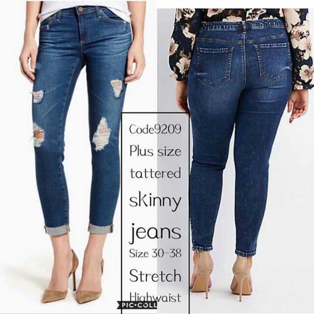 Skinny jeans size 38