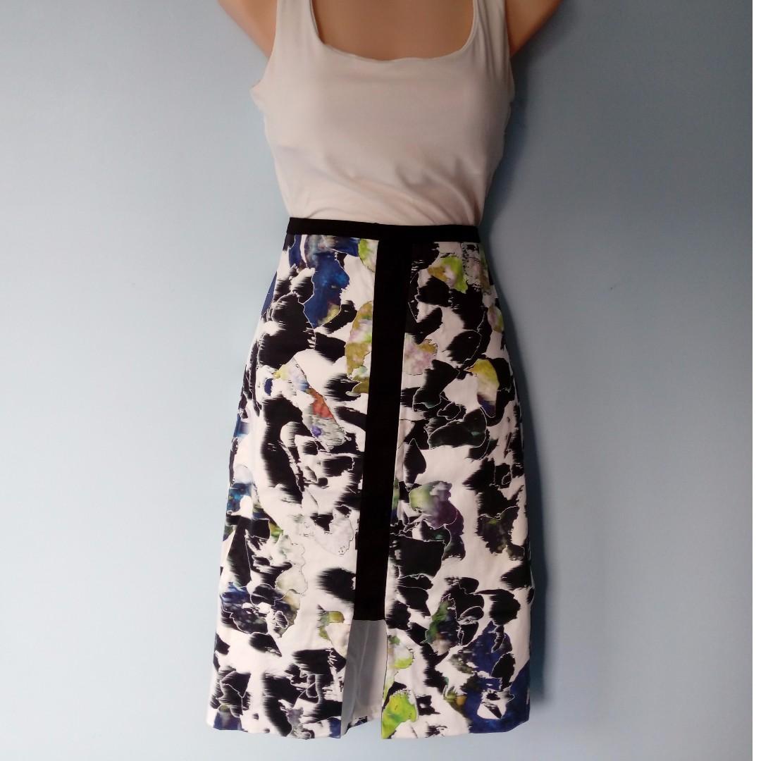 Portmans pencil skirt