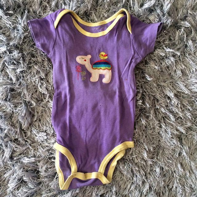 Purple Jumpsuit