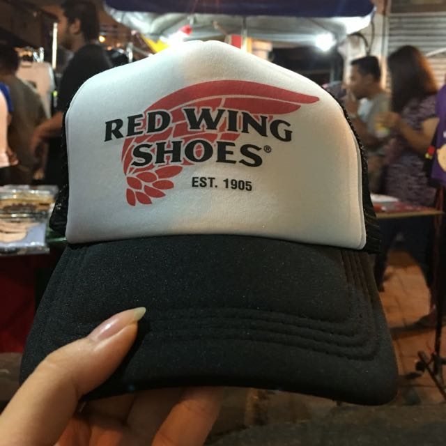 db7829bfa Redwing Shoes Trucker Cap
