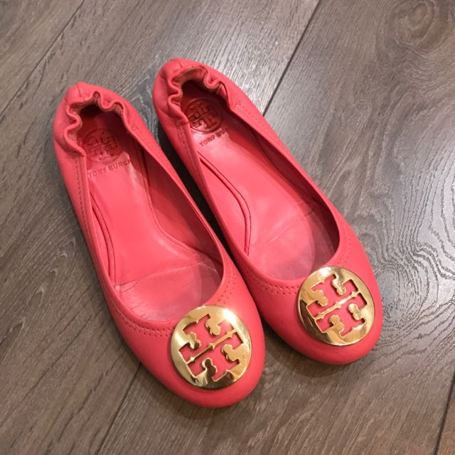 Repriced Tory Burch Flats Size 7.5 US