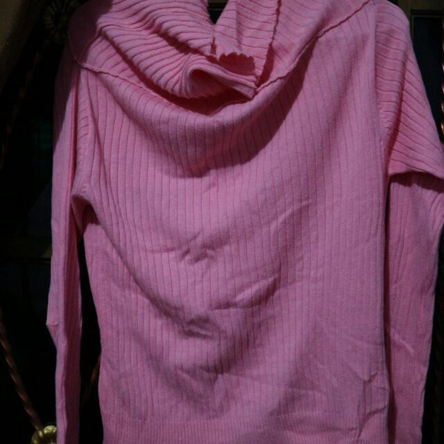 Sabrina Sweater Pink ada woman
