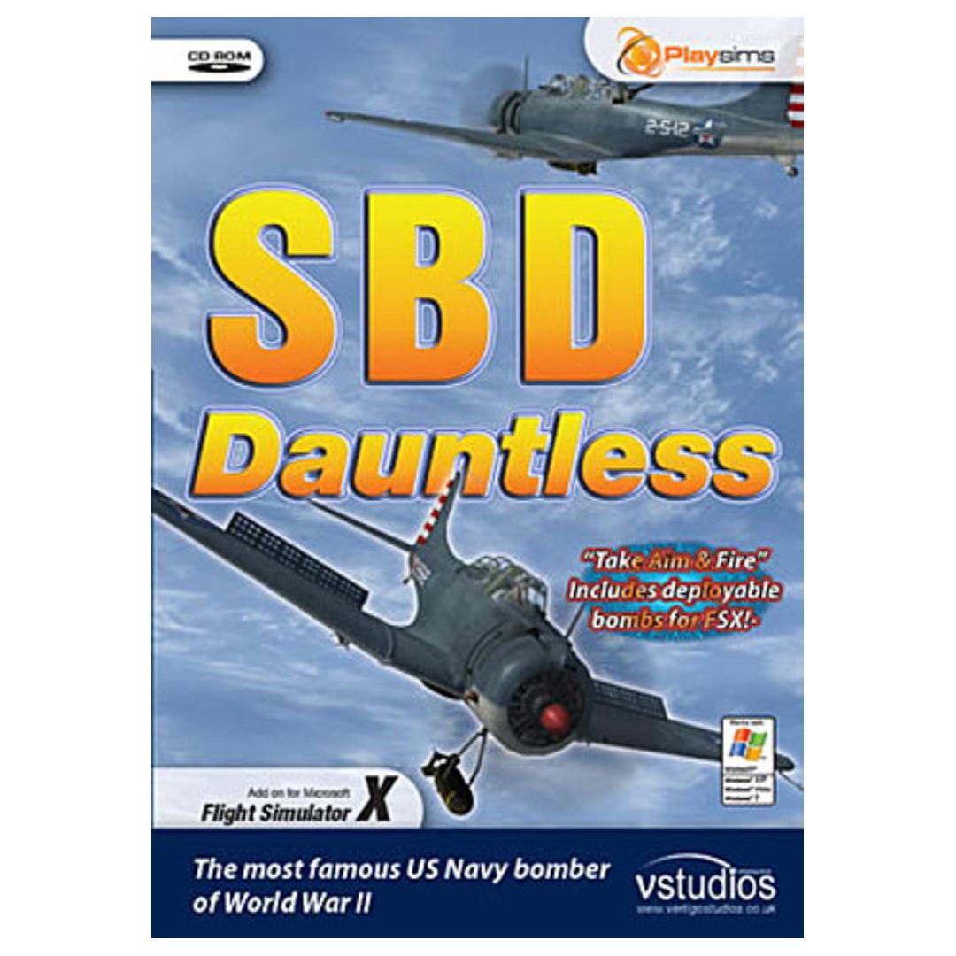SBD Dauntless (Windows - FSX)