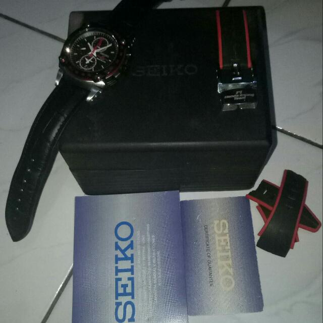 Seiko Sportura F1 Honda Racing Team original