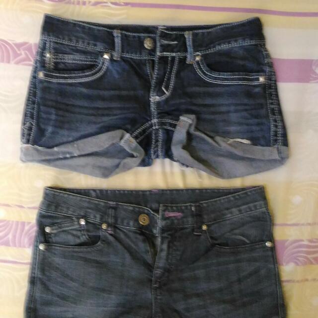 Sexy Maong Shorts