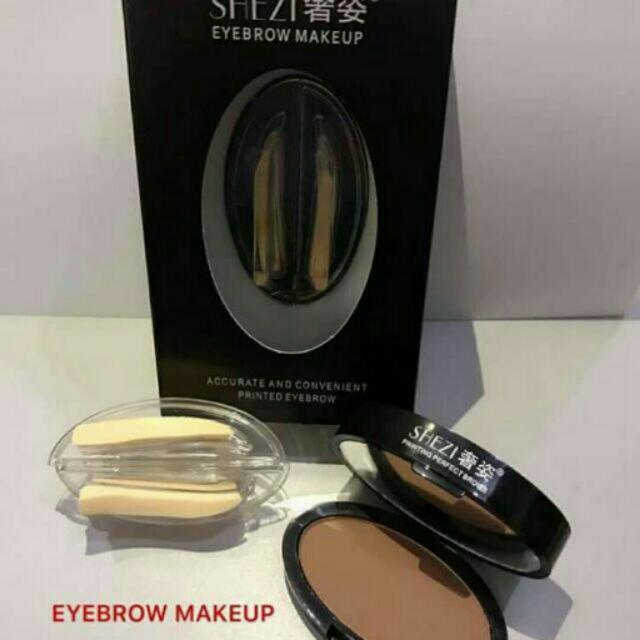Shezi Eyebrow Stamp Dark Brown