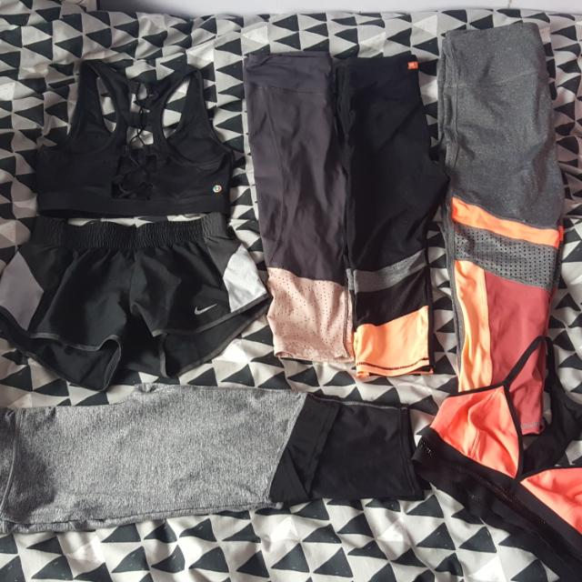 Size XS-M | Active Wear, Gym Wear, Tights, Leggings And Sports Bras