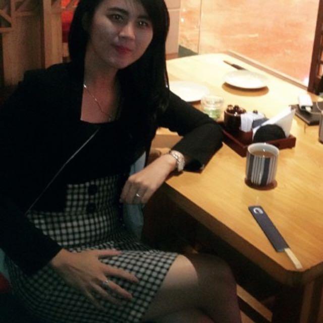 Skirt Formal Office P.S Career