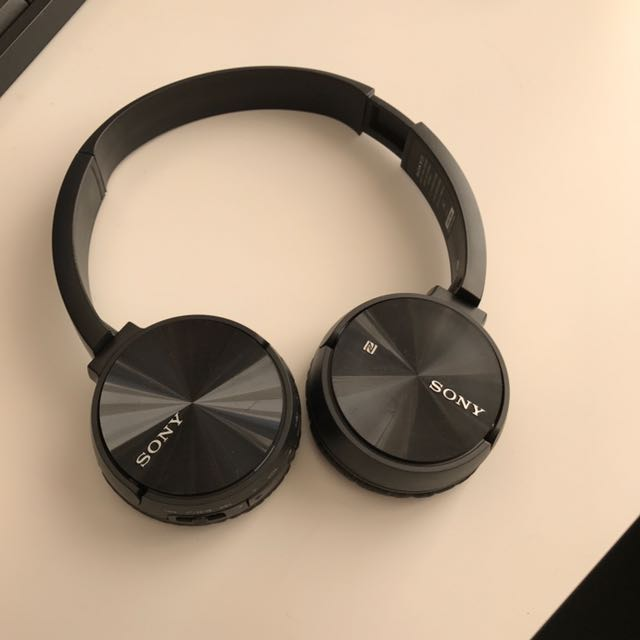 Sony Bluetooth Headphones