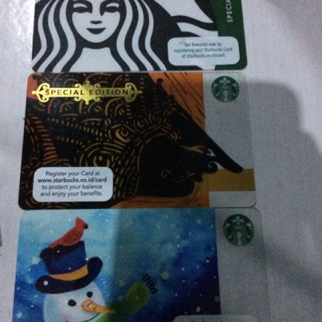 Statbucks Card Limited Edition
