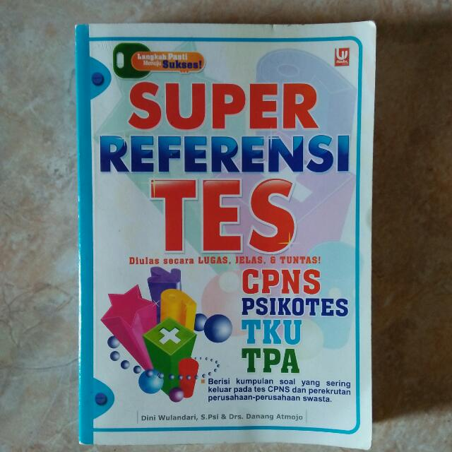 Super Referensi Tes CPNS