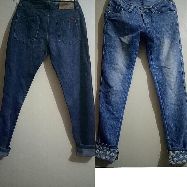 TAKE ALL Super Skinny Jeans