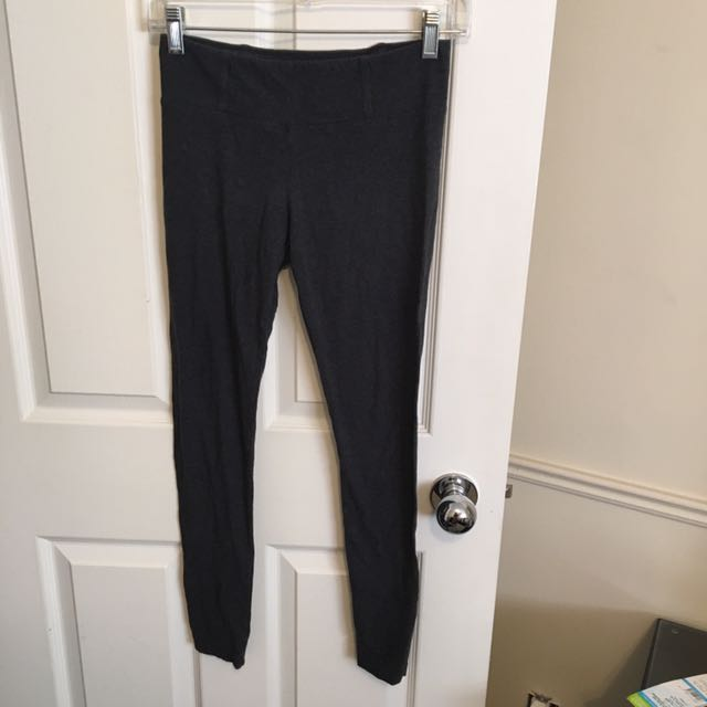 Talula Grey Leggings Size Small