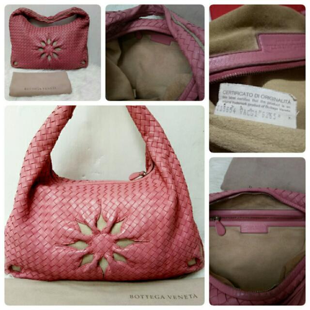 Tas Bottega Venetta Bag Original Authentic Second Preloved Bekas Branded 0d8f73f5de