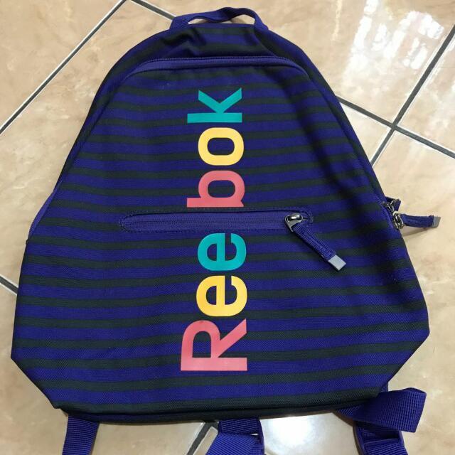 Tas Reebok Mini Backpack