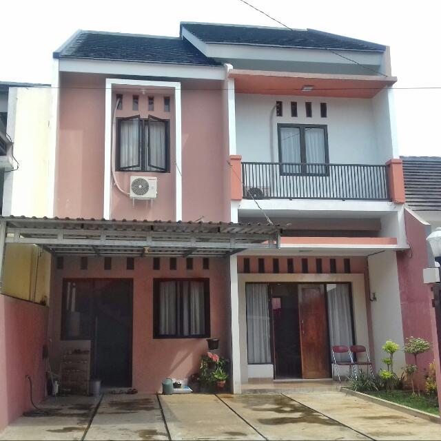 Tersedia 2 Kamar Kost + AC (Untuk Wanita) Jatibening, Pondok Gede, Bekasi