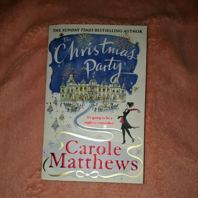 The Christmas Party (English Version)