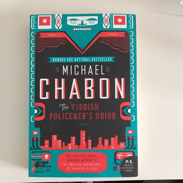 The Yiddish Policemans Union- Michael Chabon
