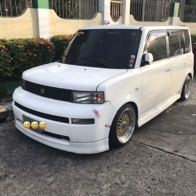 Toyota bB 2004 AT