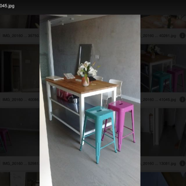 Trendy/Colourful Bar Stools