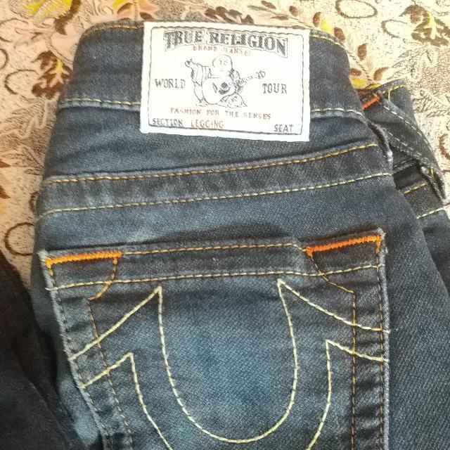 MORE REDUCED PRICE !!!True Religion Leggings Jeans