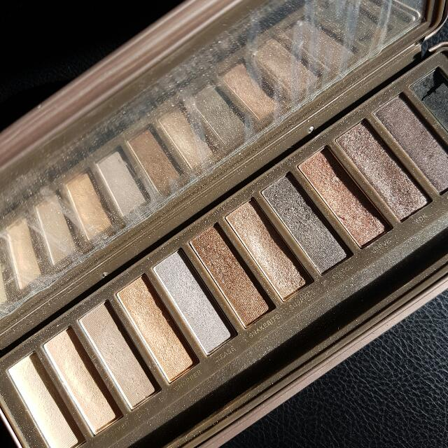 Urban Decay NAKED 2    #EOFYS