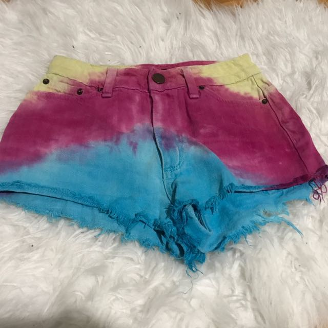 Urban Outfitters Tie Dye Shorts