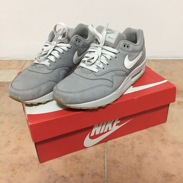 US 10 Nike Air Max 1 LTR Premium