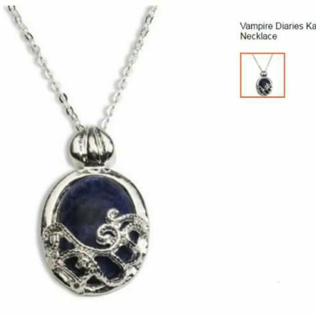 Vampire Diaries Daylight Necklace