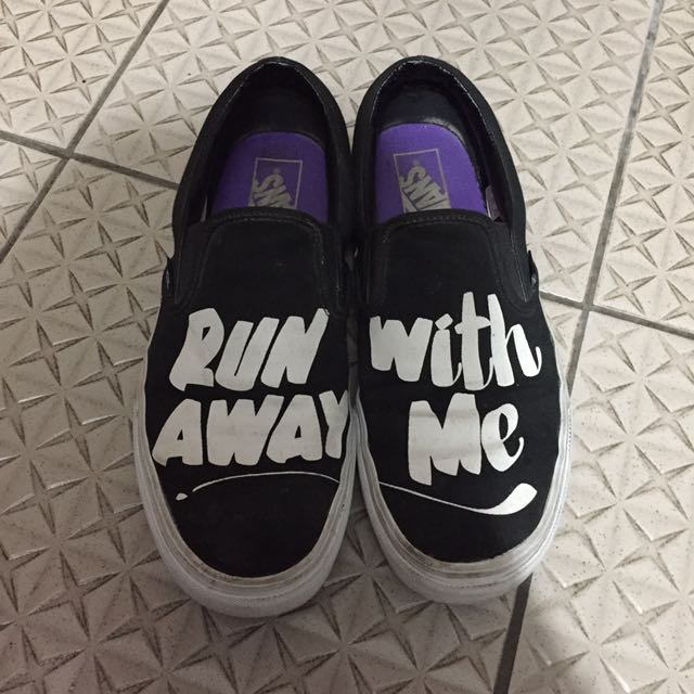 a1a93b0e7a Orig Vans Limited Edition Slip-on