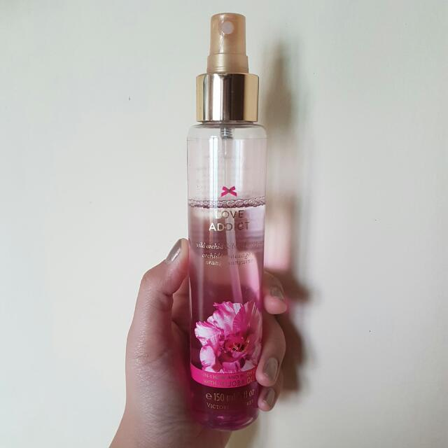 Victoria Secret Hair And Body Spray
