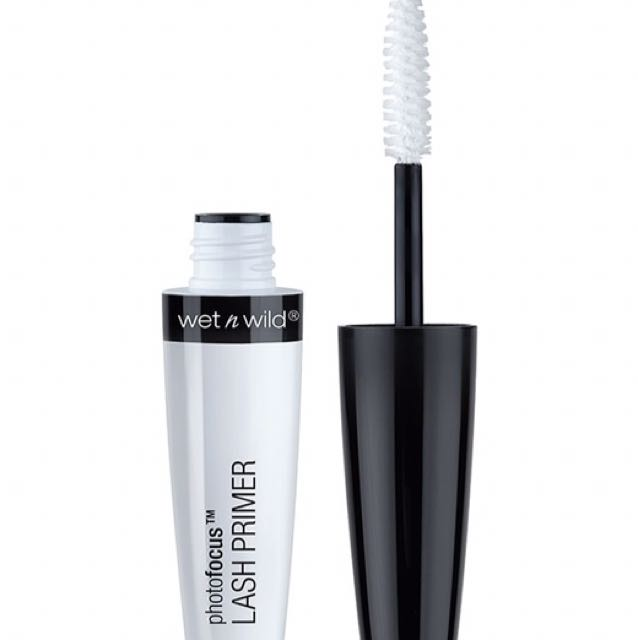 Wet And Wild Photofocus Lash Primer