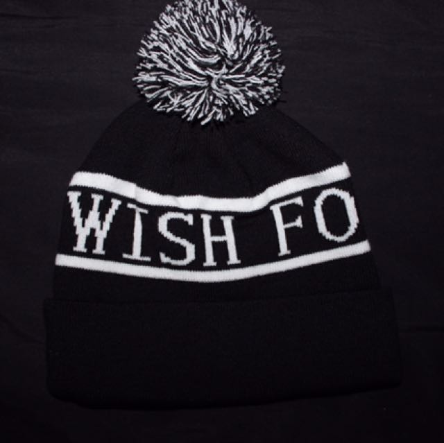 Wish For Wings Beanie