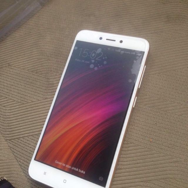 Xiaomi 4x Gold 3/32