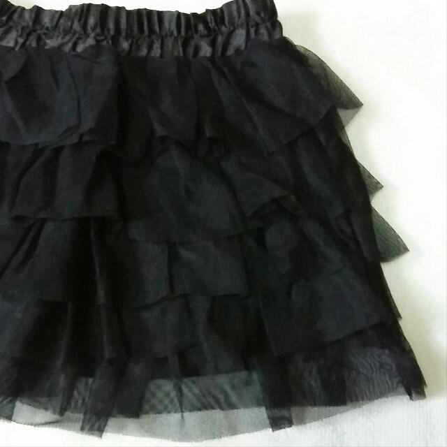 Zara Girls Tulle Skirt