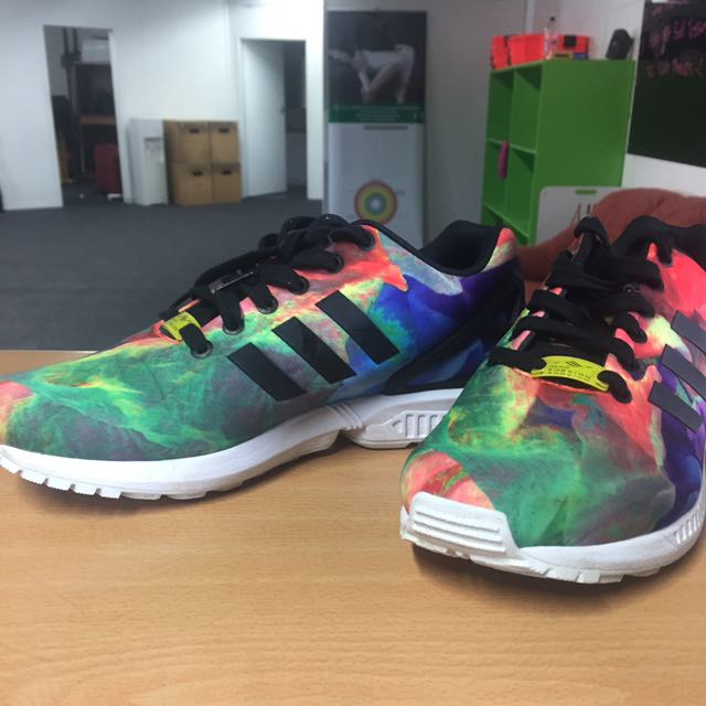 ZX flux Adidas Torsion
