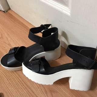 Deena & Ozzy Heels