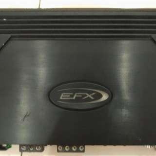 250c2 Efx 2 Channel X 100watt Car Amplifier